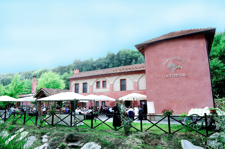 La Timida - Agriturismo vicino ad Acqui Terme